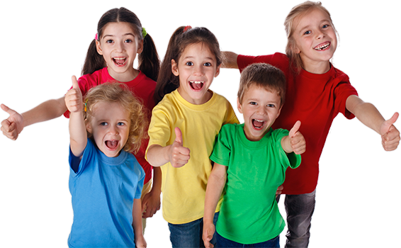 Children transparent png. Kids