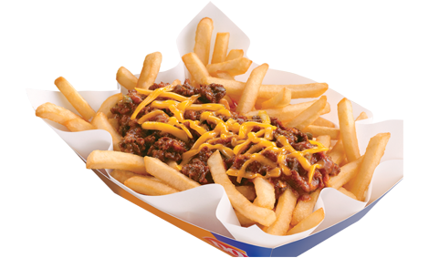 Chili cheese fries png. Dairy queen