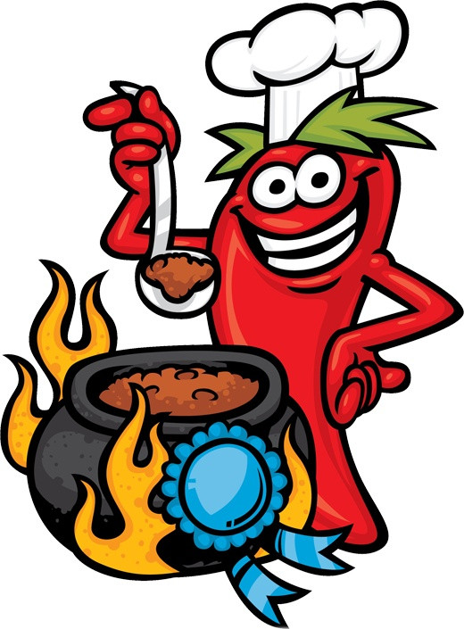 Chili clipart chili cook off. Fresh bowl of best