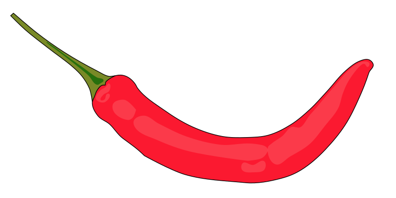 Chili drawing happy. Pepper clipart at getdrawings