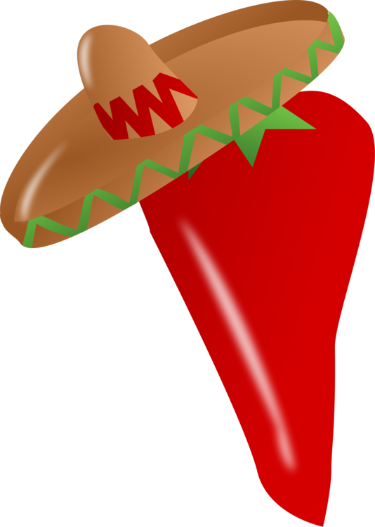 Chili drawing mexican. Cuisine pepper salsa computer