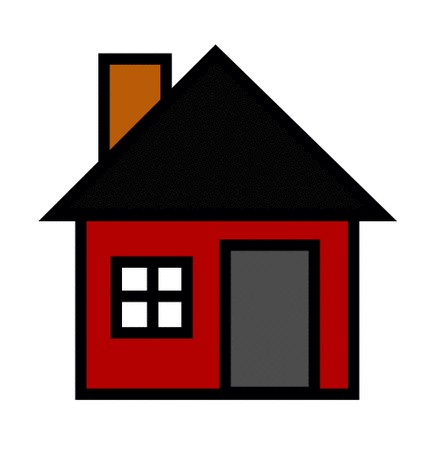 Chimney clipart house chimney. With