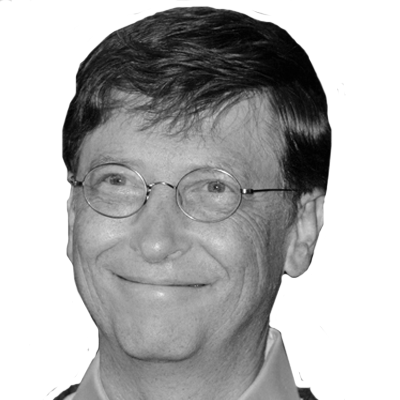 Bill gates png images. Chin clipart transparent graphic library download