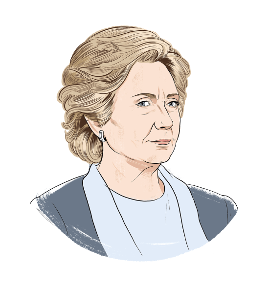 Hillary drawing politician. Why america is exceptional