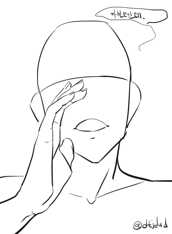 Pocket drawing poses hand. On draw help