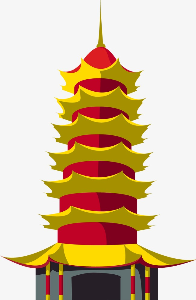 Chinese style buildings building. China clipart china pagoda graphic freeuse library