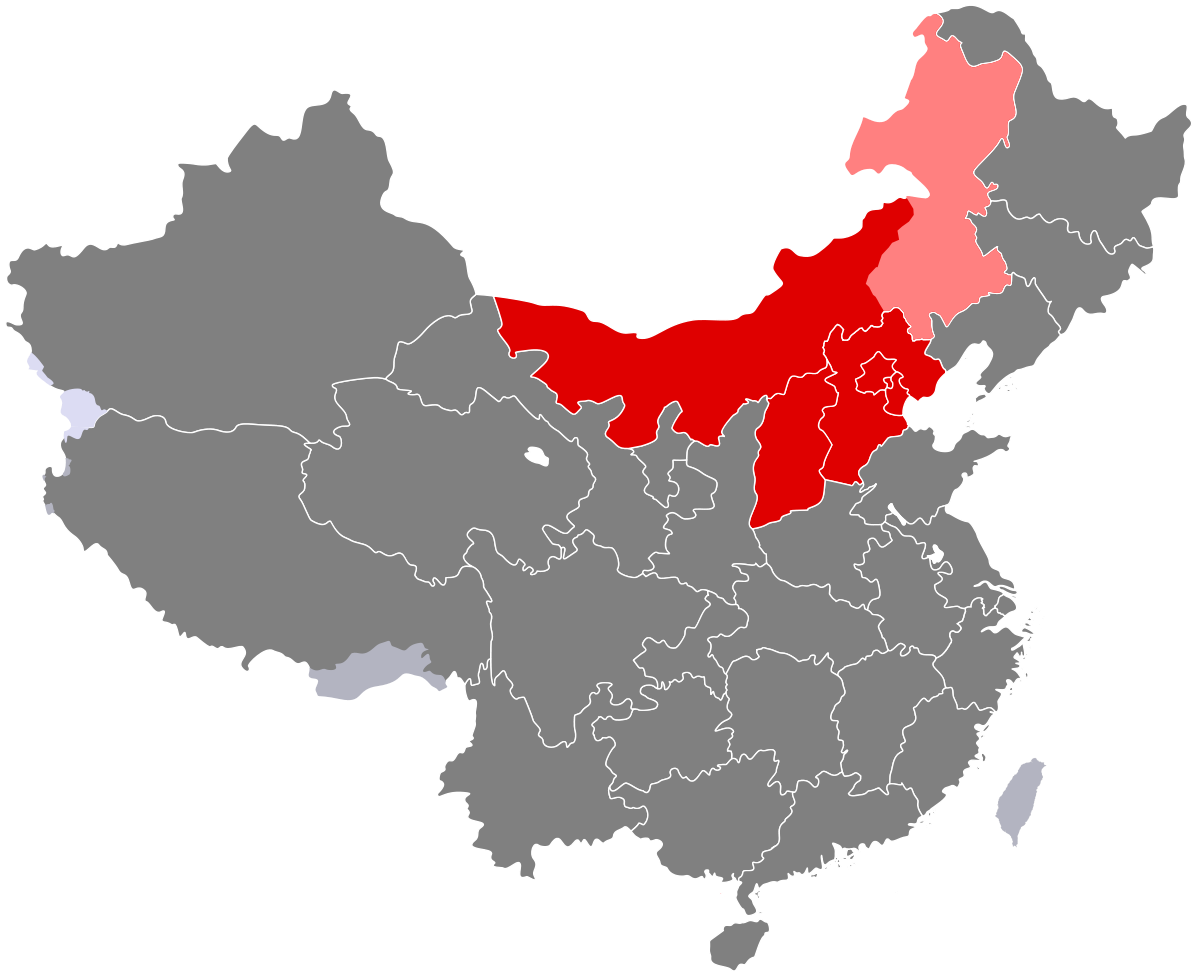 China map outline png. North wikipedia
