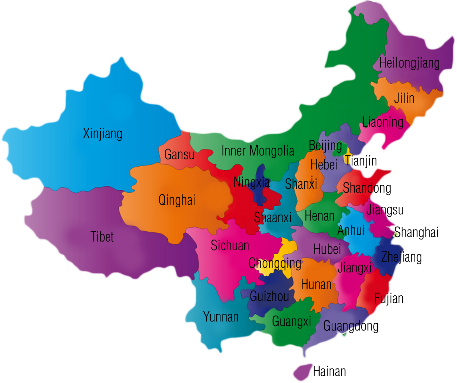 China map png. Image result for provinces