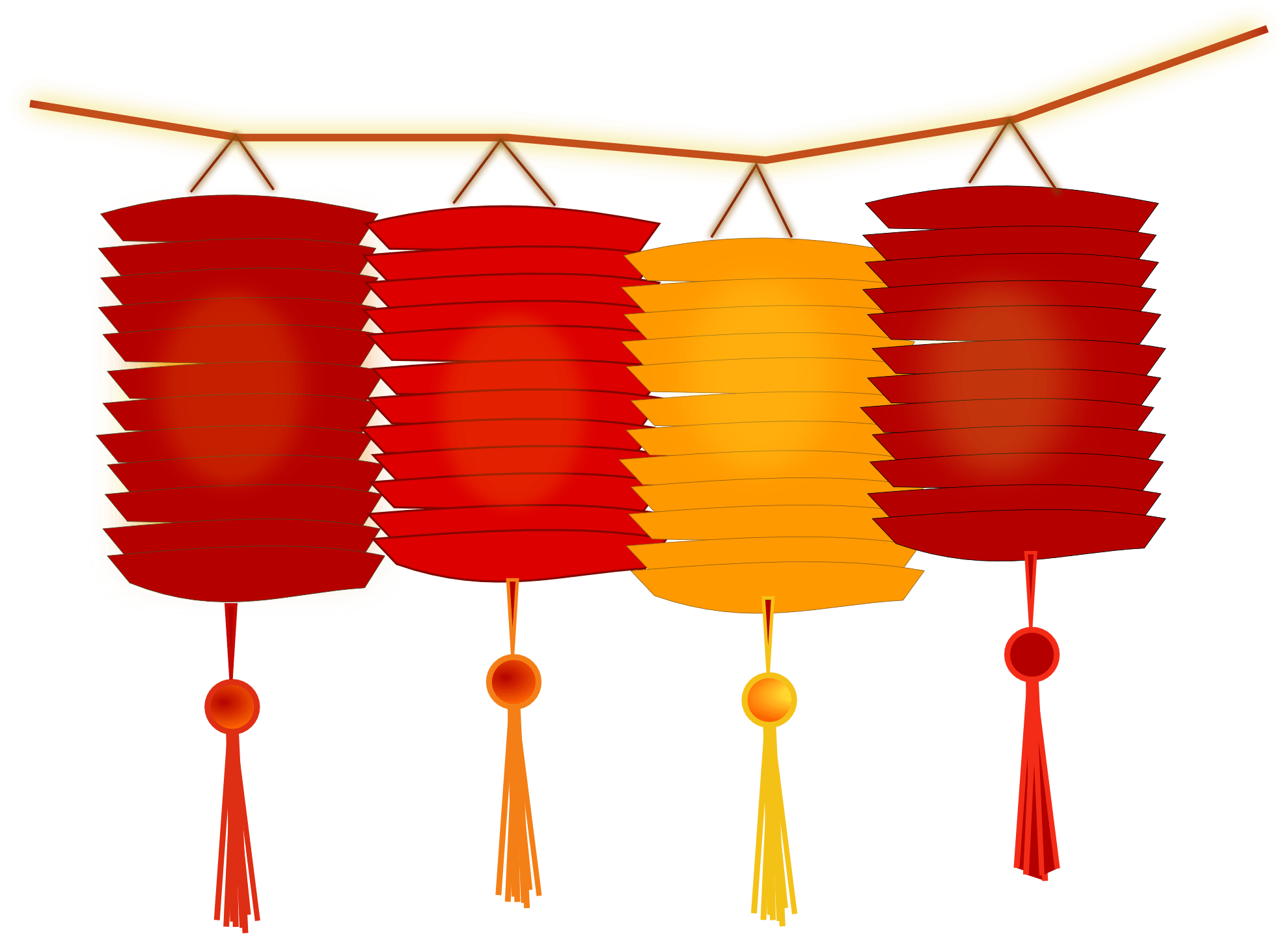 Ornament transparent chinese new year. Happy png stickpng lanterns