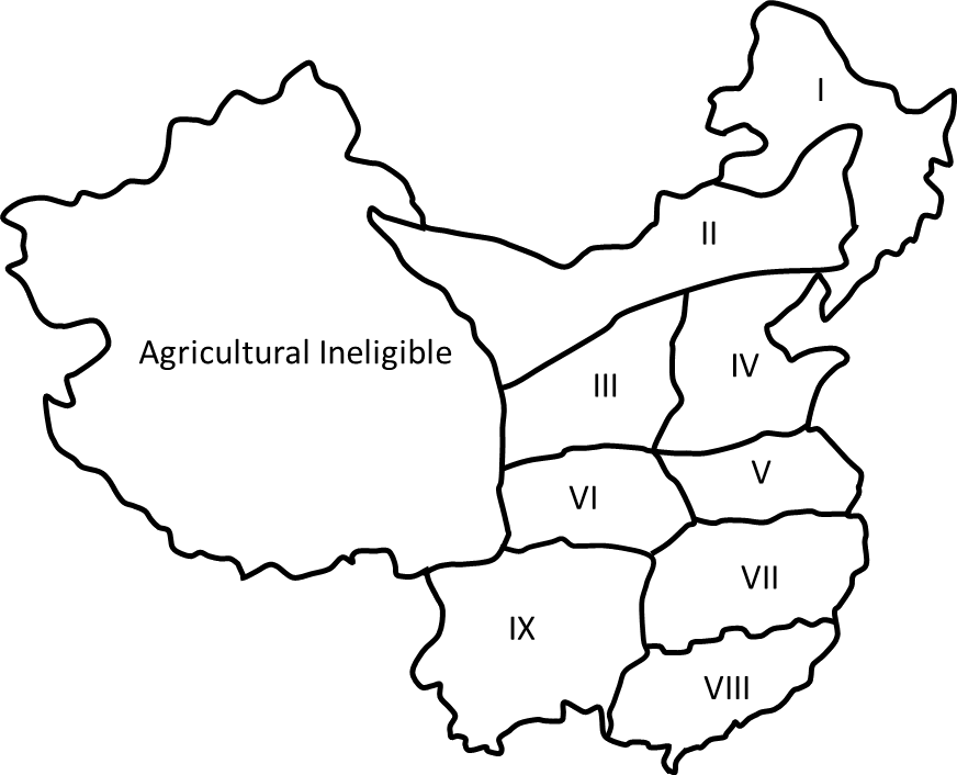 China transparent geography. Of part translation