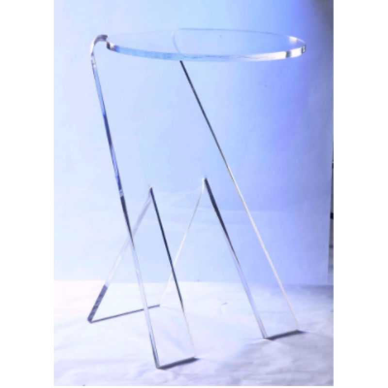 Transparent mannequins lucite. China simple style bending