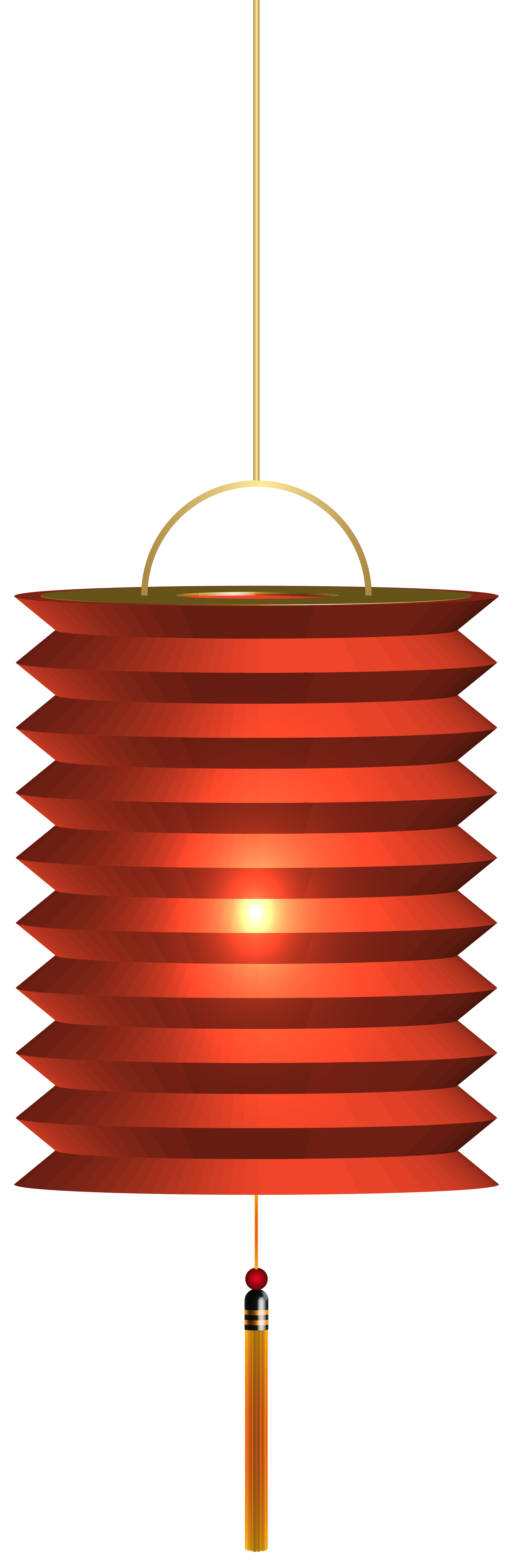 Red paper lantern png. Chinese clipart lamp chinese clip free download