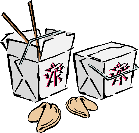 chinese clipart takeout chinese