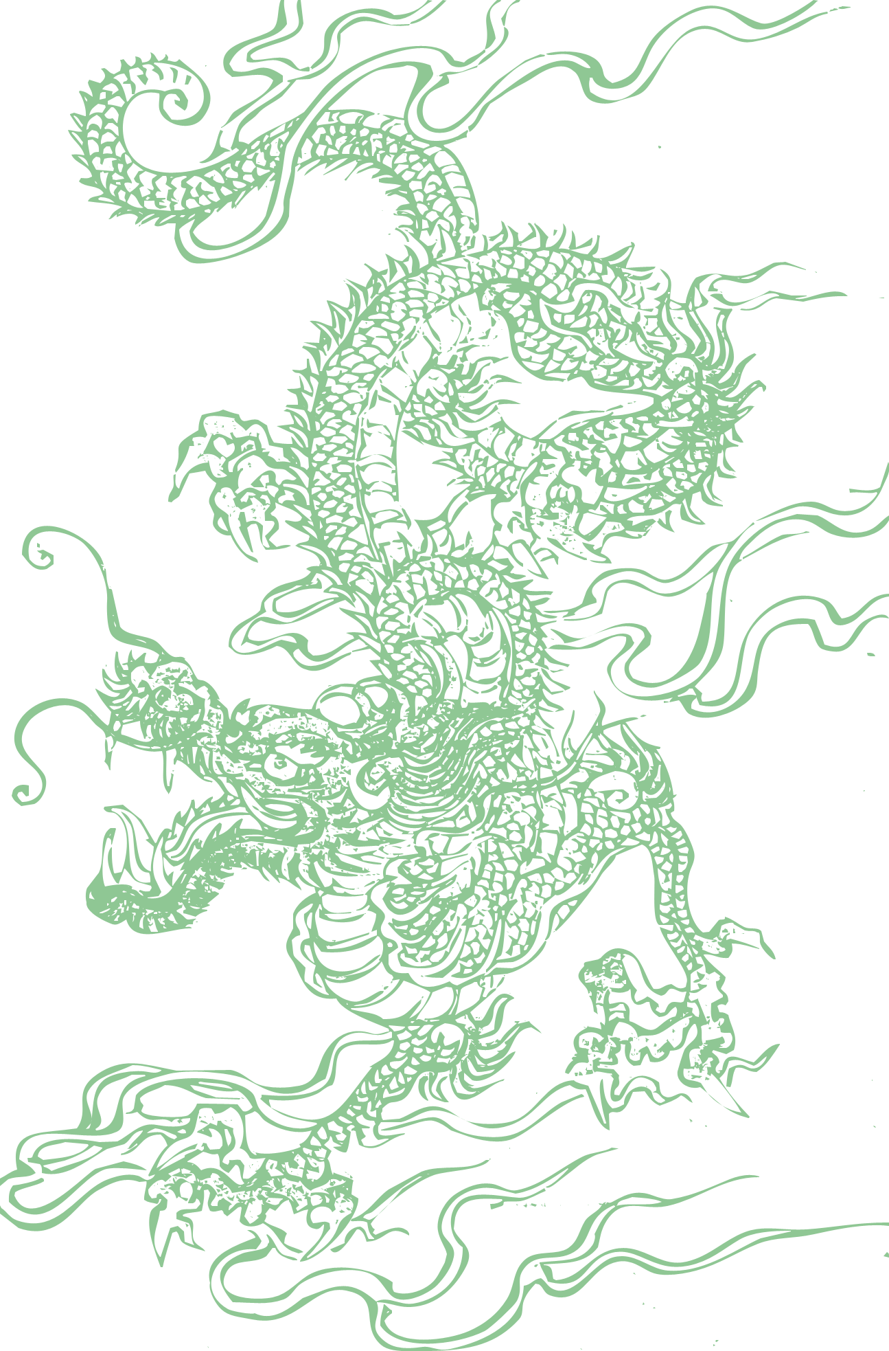 Chinese dragon png. File green wikimedia commons