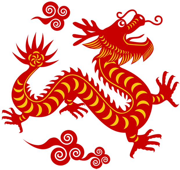 Chinese dragon png. Transparent images all ib