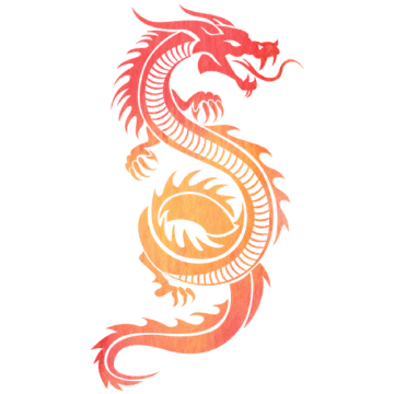 Chinese dragon vector png. Vectors psd and clipart