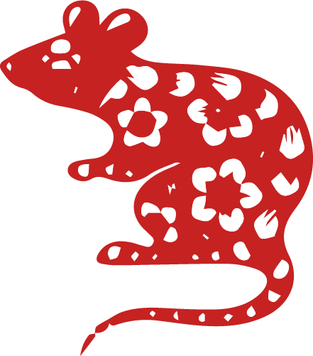 Chinese new year rooster png. Zodiac prediction for rat