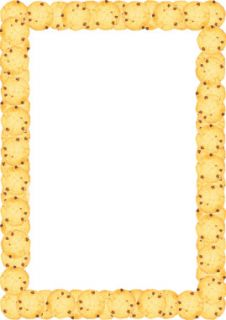 Chip clipart border. Images of chocolate