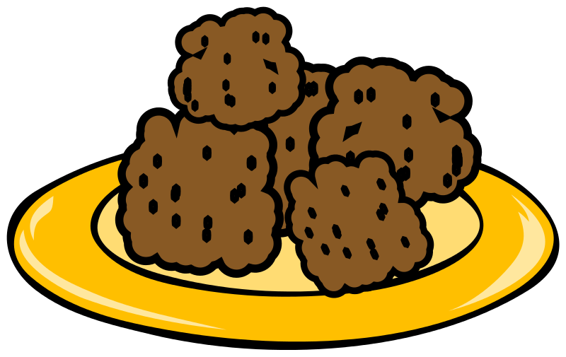 cracker clipart cookie box