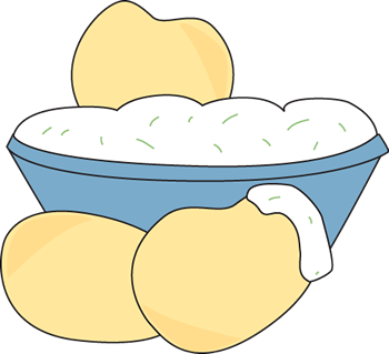 Chips clipart bowl chip. Dip