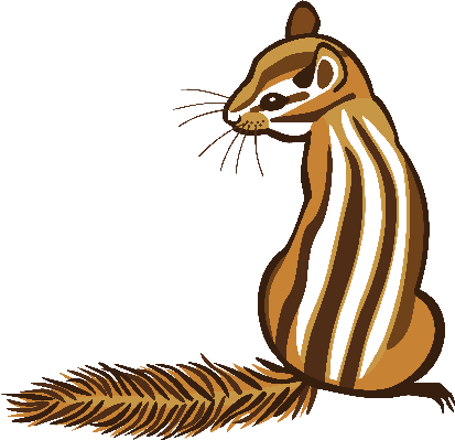 Chipmunk clipart. Science image pbs learningmedia