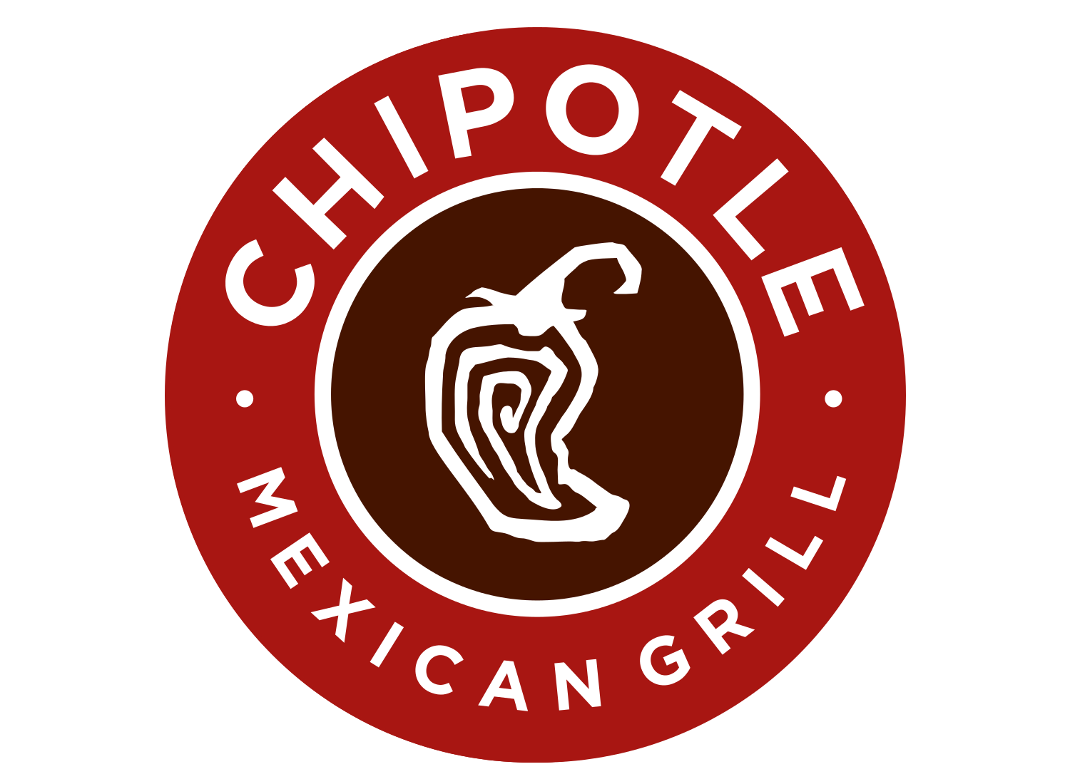 Chipotle logo png. Symbol meaning history and