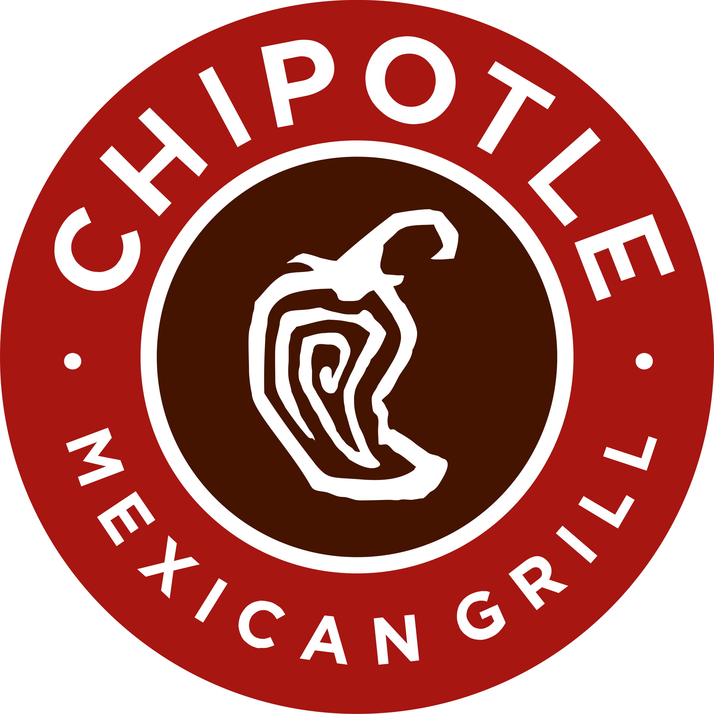 Chipotle logo png. Mexican grill transparent svg