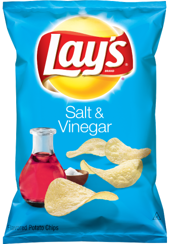 Chips bag png. Lay s salt vinegar