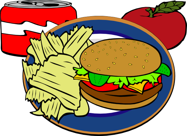 Chips clipart junk food. Fast clip art at