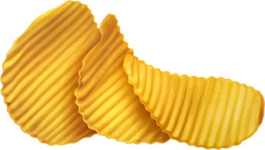 Chips png images. Potato free download