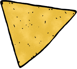 Chip clipart salsa chip. Tortilla chips