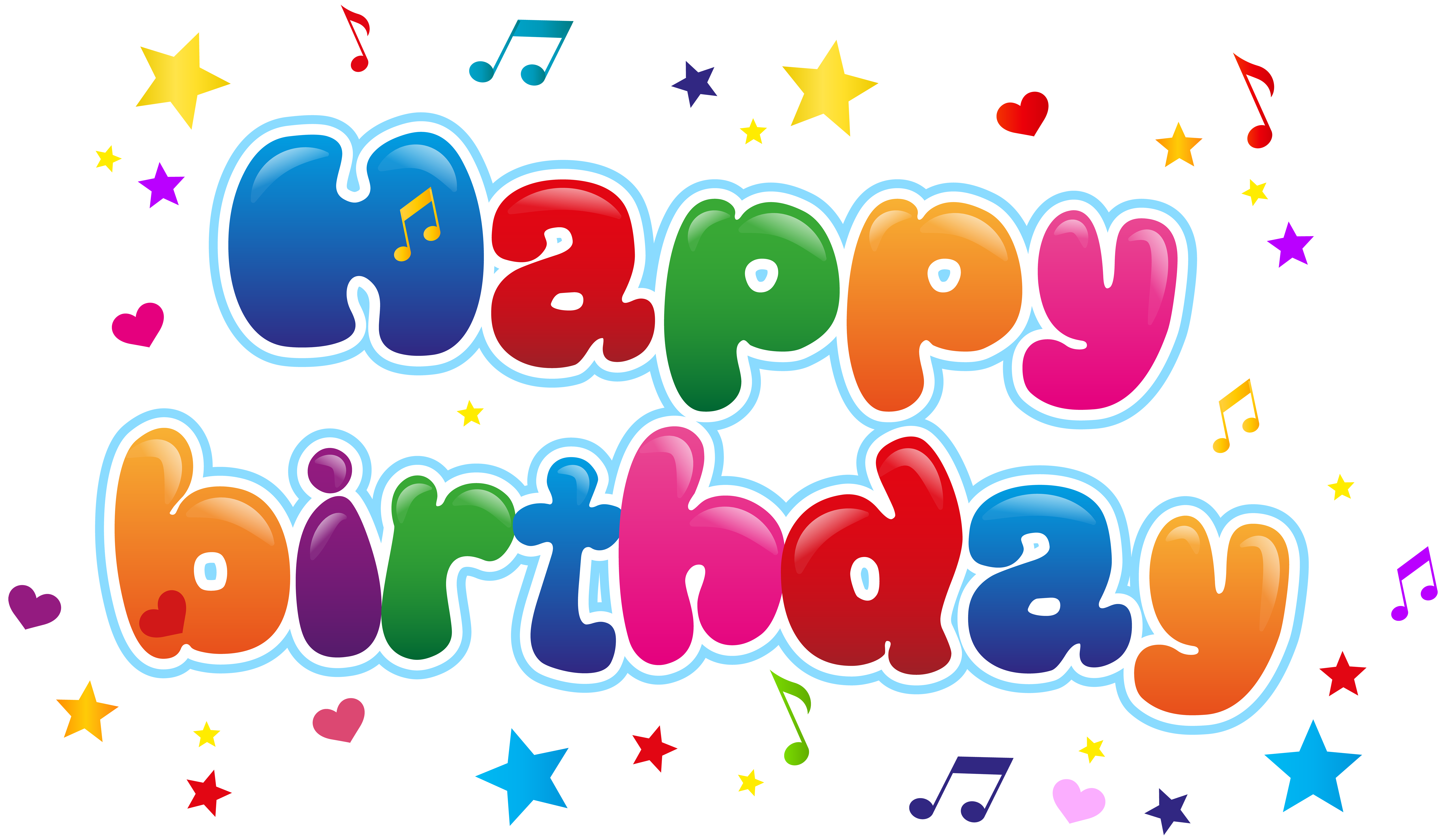 Chips transparent happy birthday. Cute png clip art
