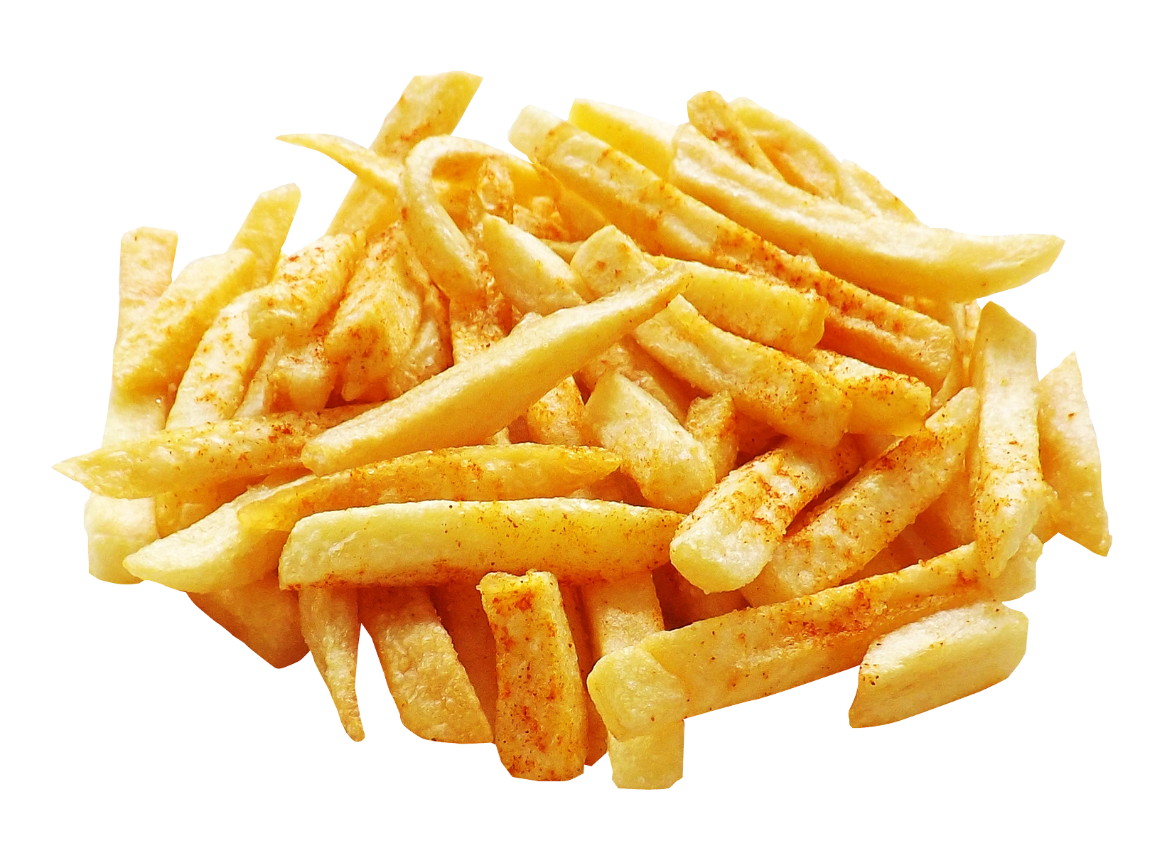 Chips transparent junk food. French fries png image