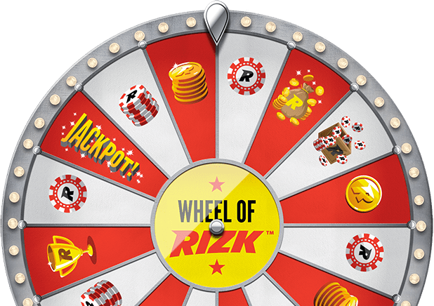 Spin vector lucky. Wheel of rizk wager