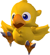 Chocobo transparent ffxv. Image boco s mysterious