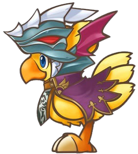 Chocobo transparent knight. Forum how to get