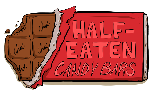 Chocolate bar png cartoon. Collection of bitten