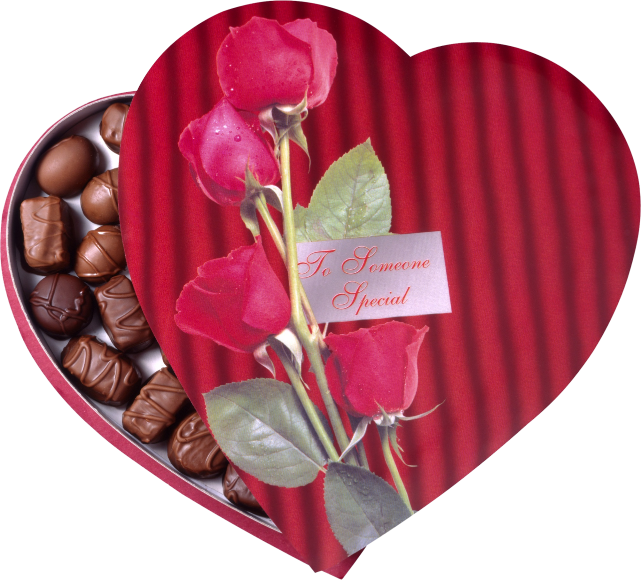 Chocolate box png. Image heart clipart shaped