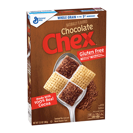 Chocolate cereal png. Chex