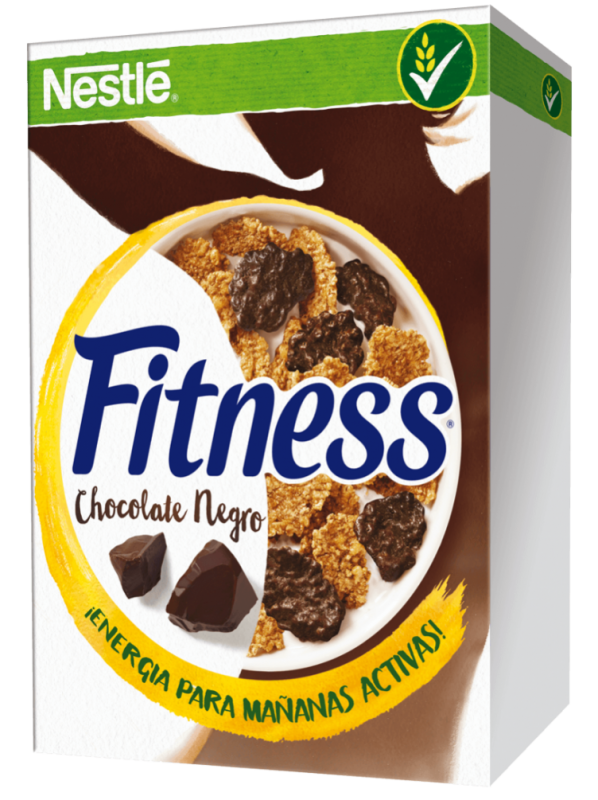 Chocolate cereal png. Nestl fitness cereals with
