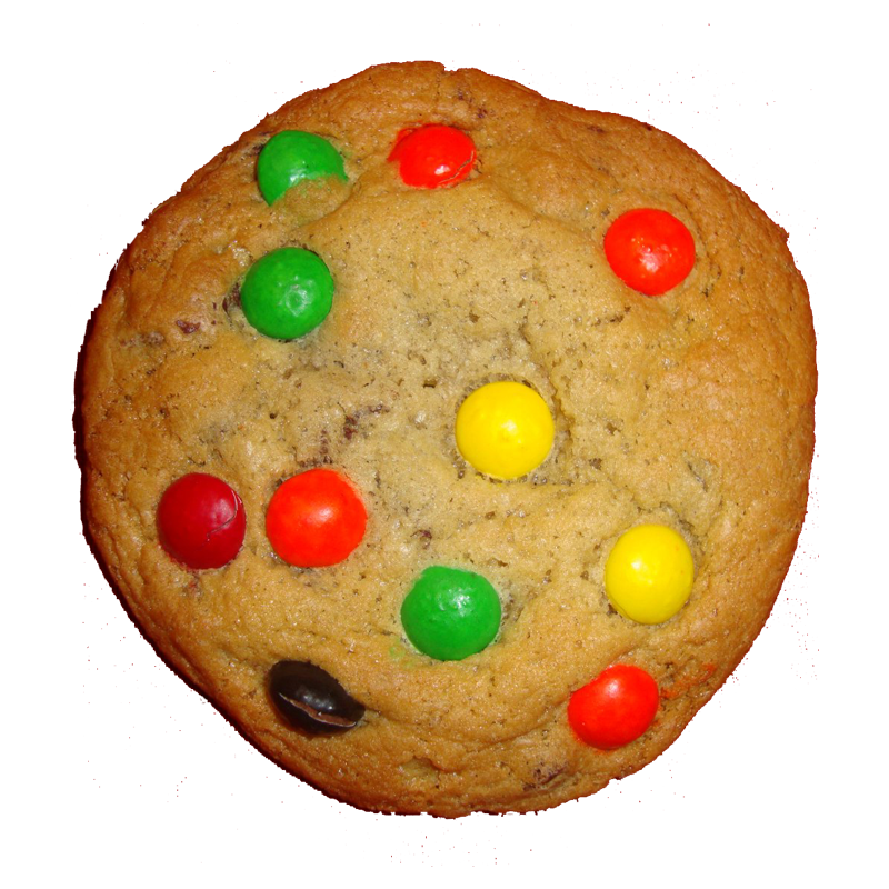 Chocolate chip cookie png. Pokie hot bakery