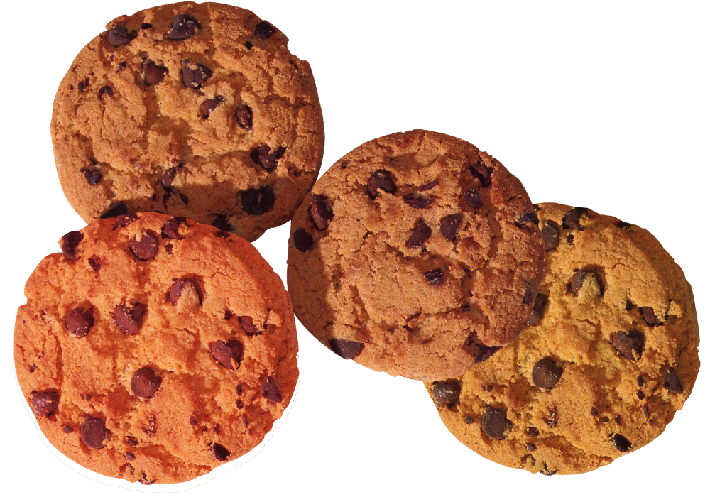 Chocolate chip cookie png. Muffin biscuit blueberry cookies