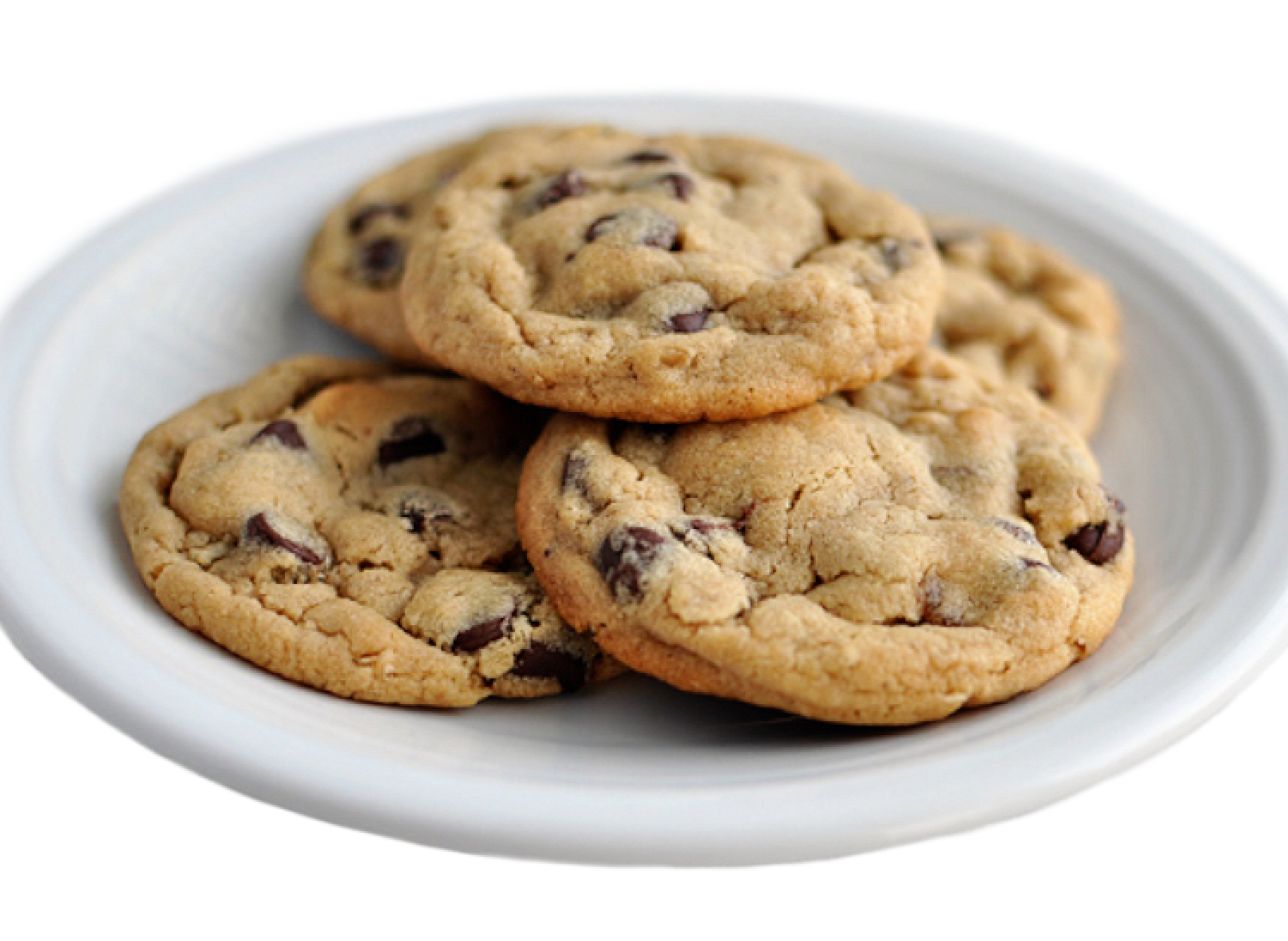 Chocolate chip cookies png. Cookie new age baking