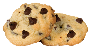 Chocolate chip cookie png. Semi sweet cookies chatfield