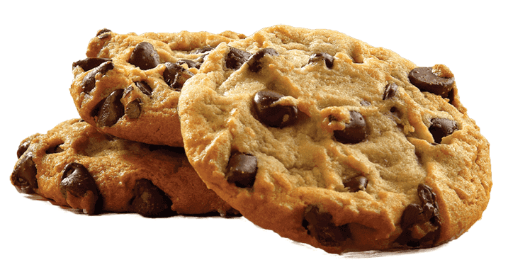 Chocolate chip cookies png. Upfronts scent fresh baked