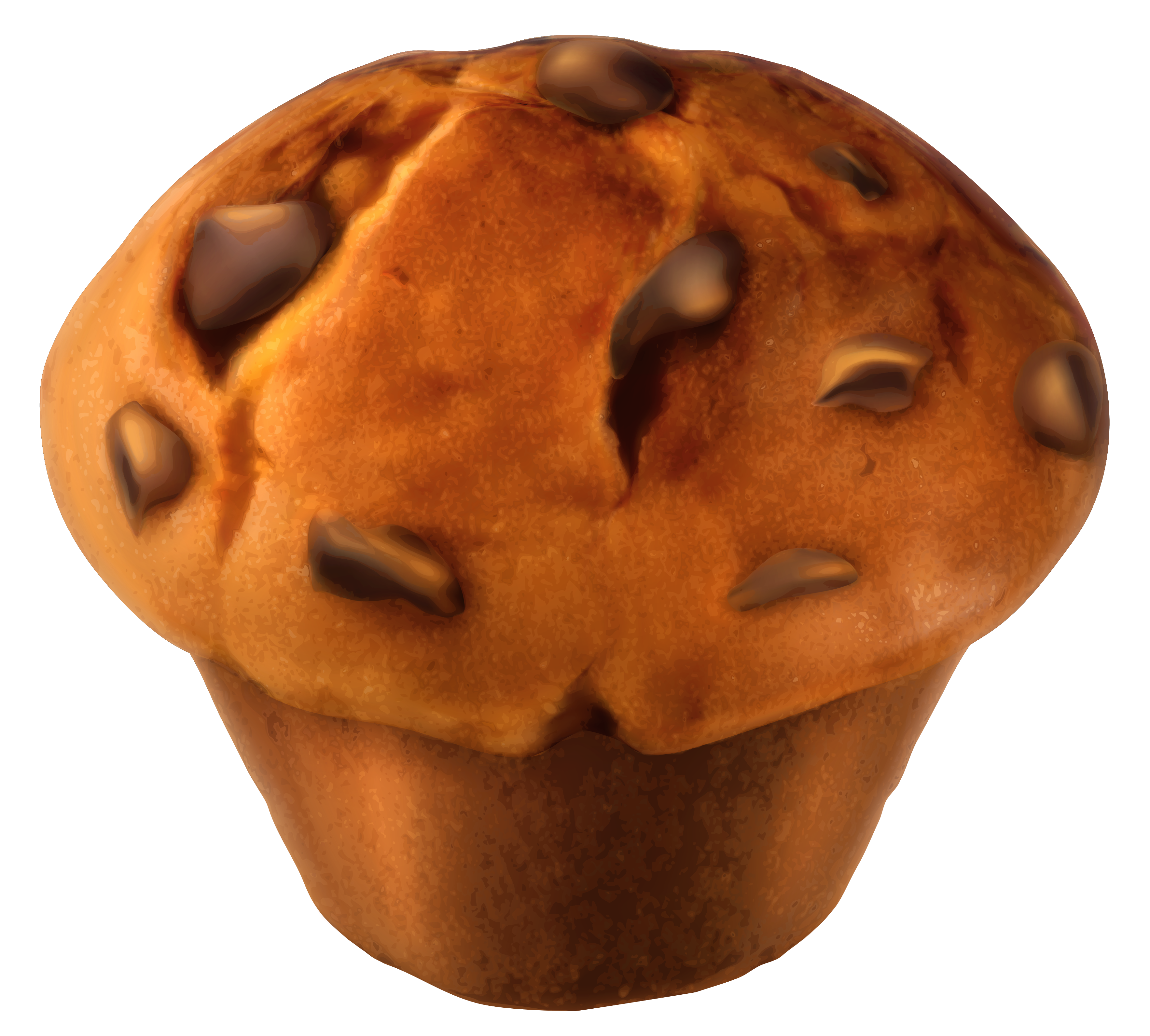 Chocolate chips clipart png. Muffin picture gallery yopriceville
