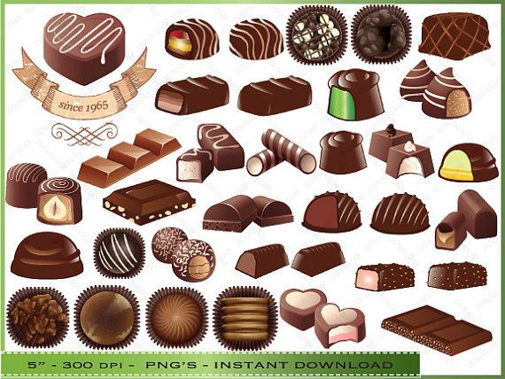 Chocolate clipart chocolate lollipop. Best and candy