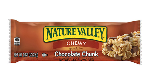 Chocolate clipart granola bar. Nature valley chewy bars