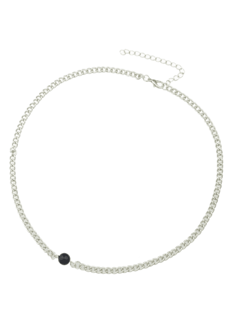 Choker drawing chain. Limited offer link beaded