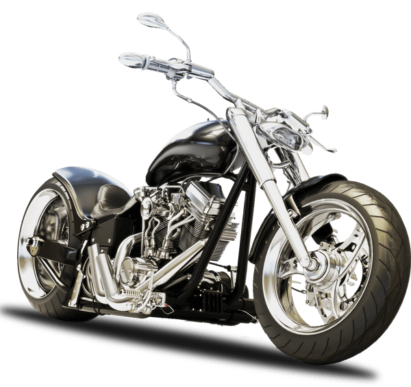 Chopper motorcycle png. Motorbike courses in doncaster